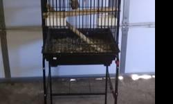cages fo sale good for cockatiels or other tipe of birds $60.00 each call for more info at 818 6364340 ask for walter