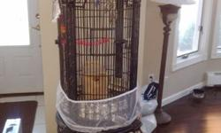 ROUND BIRD CAGE CALL MIKE 631-774-1268