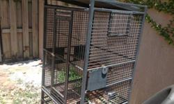 Cage 22'x24'x54' please call at 305-300-2635