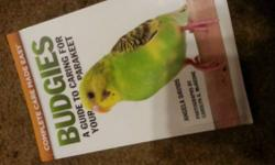 Text 414 520 3216 book birds and 2 different size cages toys and accessories and crafts to make own toys