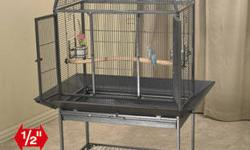 Anybody looking for bird cages i have cages for small and big birds all different prices or make a reasonable offer. They all must go i'm waiting to hear from you. I have some nice big cages for small birds. The cages for the big birds need a little TLC