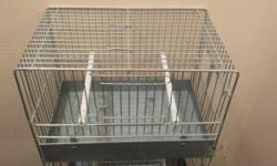 Almonst new , good for canary , finch and parrots , text or call 347-440-4535