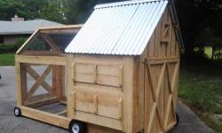 We have Custom Chicken Coops Available. Many Styles and Sizes are Available! Each Coop is Custom Built By Hand! We Deliver Visit us online at http://www.coopsunlimited.org Prices start at only $125