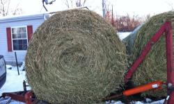 We have square bales of grass mix hay for sale. Good quality. Never wet. $6.00 a bale. Please call 812-371-6158. Located just south of Columbus,IN