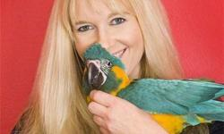 Do you have a pet parrot that is aggressive, bites family members or won't let you touch it? Come to our seminar to get tips from an internationally recognized animal trainer and behavior expert, Barbara Heidenreich. Ms. Heidenreich literally travels the