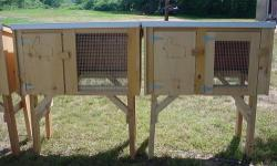 nice hutches for sale $145.00 ea cash . I have 3 left at this time.
