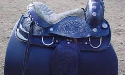 many saddles to choose from. ,silver royal,buffalo brand, exc..... prices are from 150-550. if you need a few i will give a better price. call or e-mail me 508-981-6624